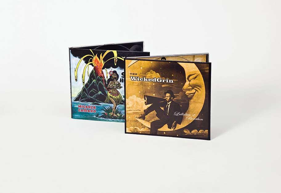 Vinyl pressing, CD manufacturing Digipak