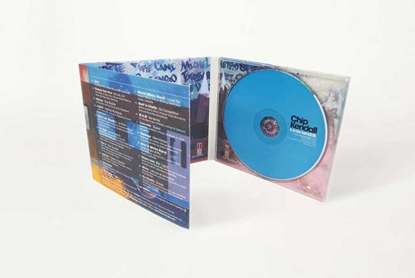 Vinyl pressing, CD manufacturing Digipak