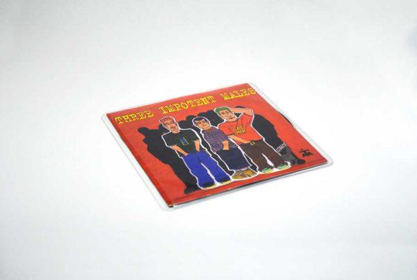 CD in Vinyl Sleeve